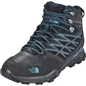 The North Face Hedgehog Hike Mid GTX Buty Mężczyźni, phantom grey/boulder blue